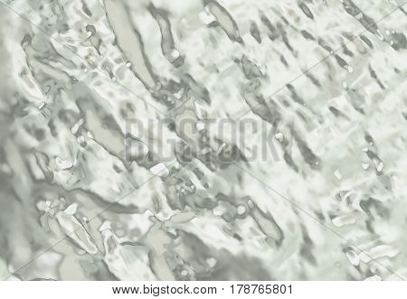 abstract background with silver metalic structure and reflections