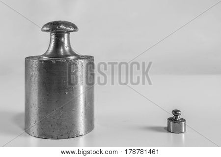 Weights For Balance
