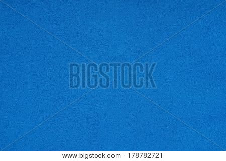 Blue polar fleece as abstract texture background