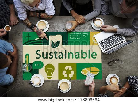 Environment Responsible Green Global Ecology