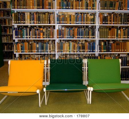 Reading Spot In Library