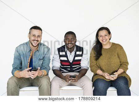 Men Talk Communication Social Society