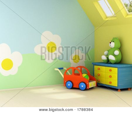 New Room For A Baby