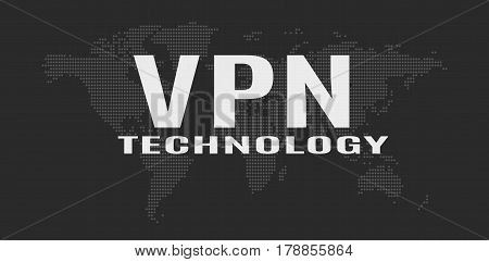 Virtual Private Network Concept