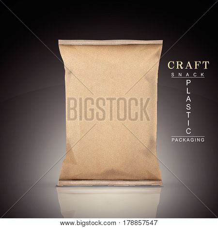 Craft Snack Plastic Packaging