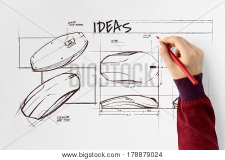 Business Product Ideas Concept