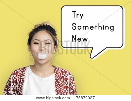 Try Something New Breaking Recent Creative