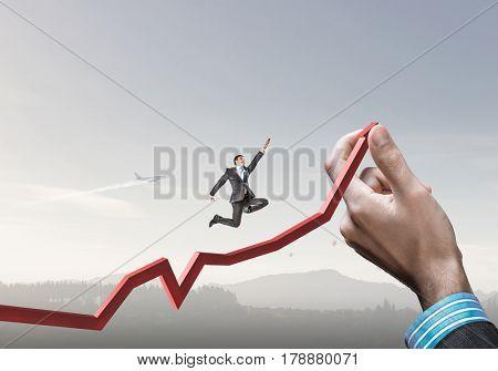 Climbing up to success