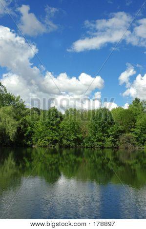 eine Szene See