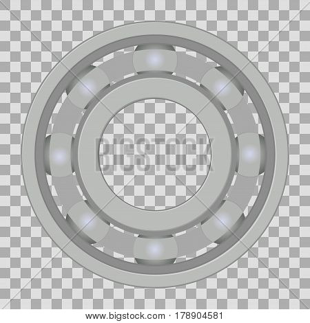 Ball Bearing Illustration