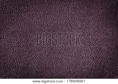 Red brown leather texture, leather background for design with copy space for text or image.