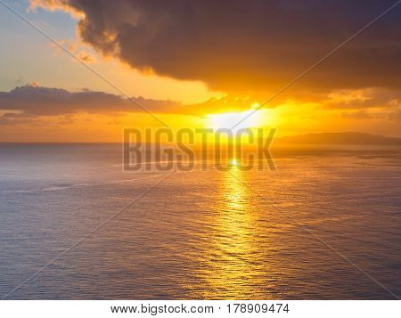Pacific Sunrise