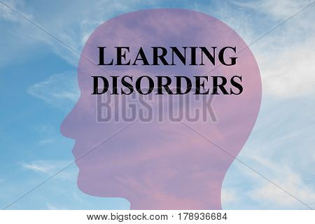 Learning Disorders Concept