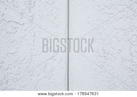 cement plaster wall with line on center background and texture
