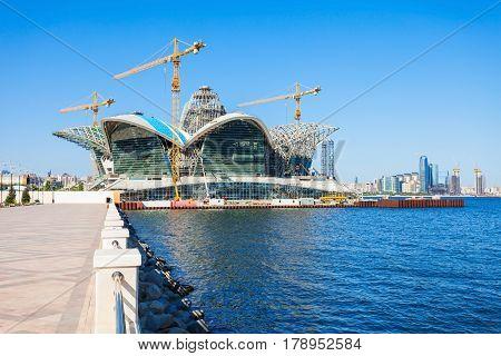 Caspian Waterfront Mall, Baku