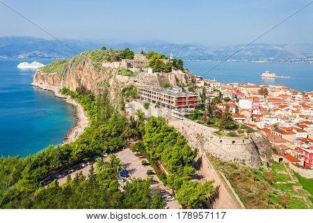 Nafplio Aerial View, Greece