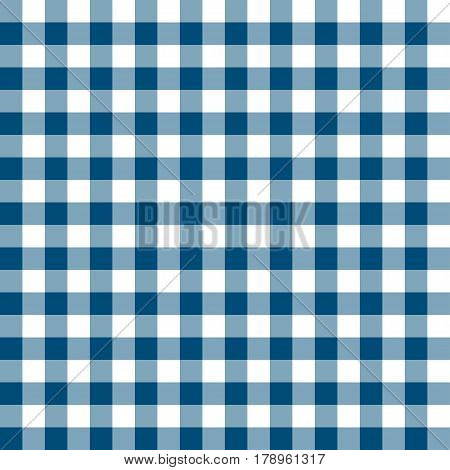 Blue seamless pattern tablecloths stylish. Vector seamless patterns tablecloths