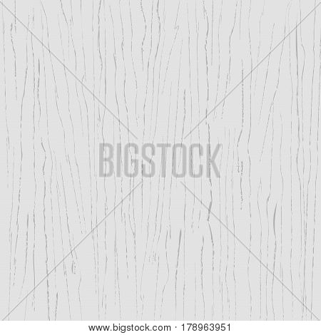 Wood texture, vector background. Wood grunge texture in black and white