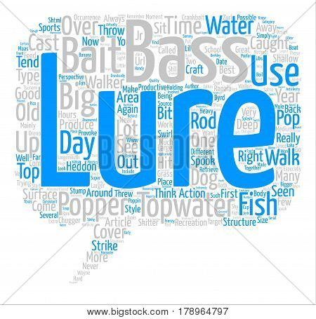 Poppin and Walkin for Bass text background word cloud concept