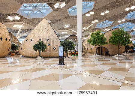 Baku Heydar Aliyev Airport