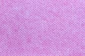Texture of pink fabric background. fashion and modern poster