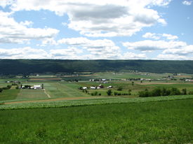 Big Valley Pennsylvania