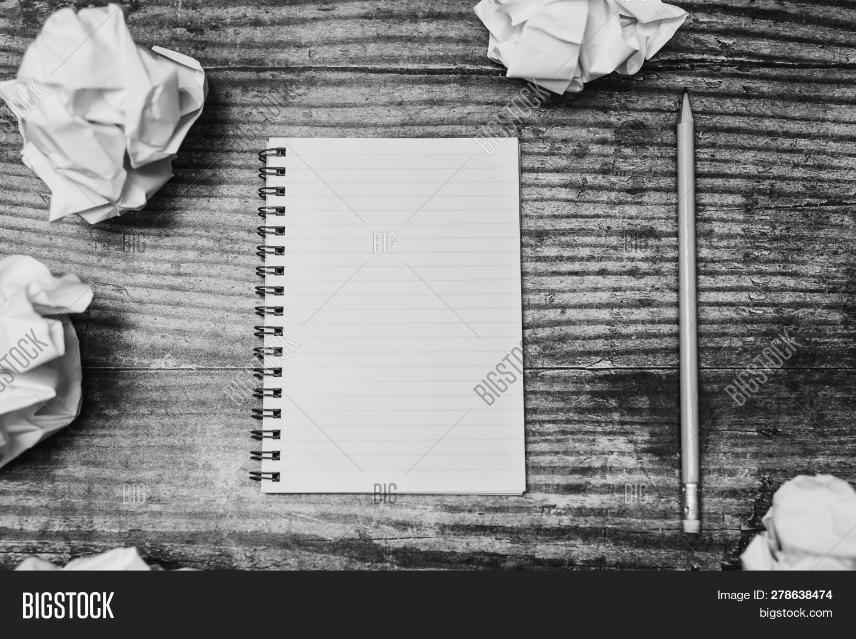 Minimalist Desk Image & Photo (Free Trial) | Bigstock