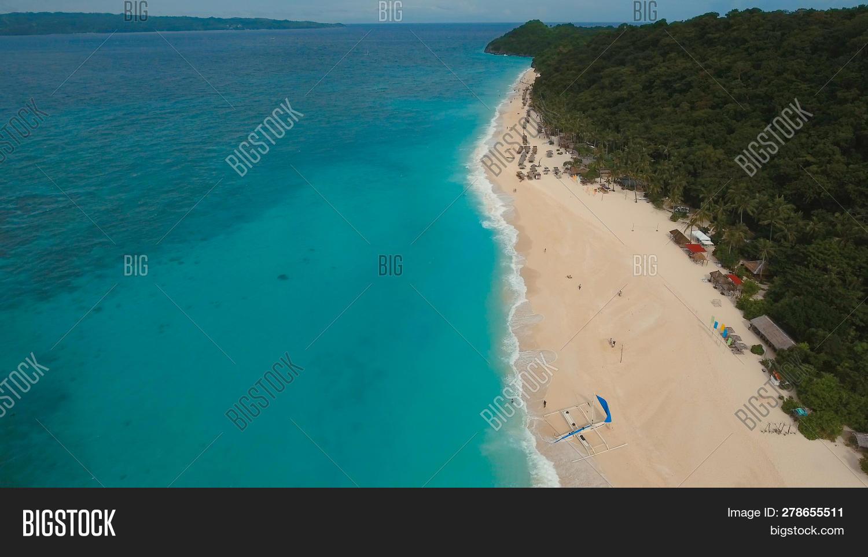 Aerial View Beautiful Image Photo Free Trial Bigstock