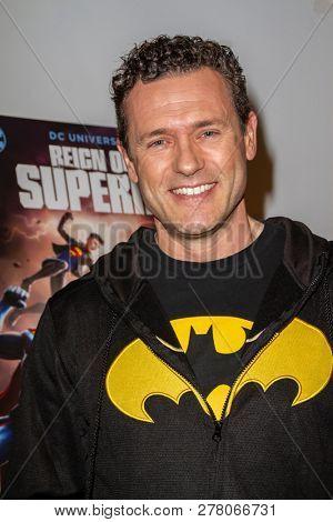 Jason O'Mara attends the world premiere of