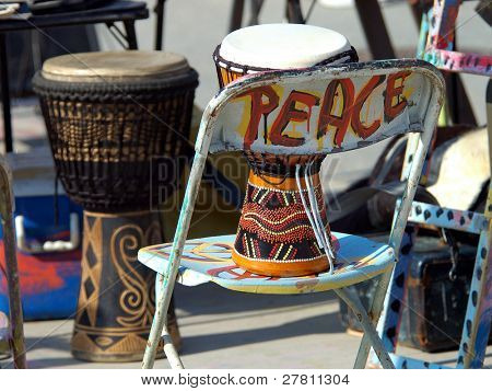 Drums for Peace