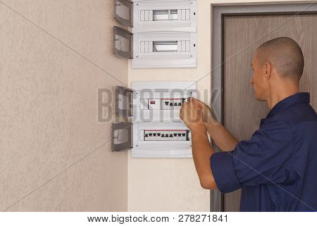 Electrician And Switchboard