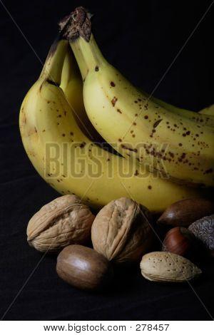 Nuts And Bananas