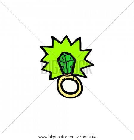 wizard's ring cartoon