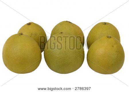 Fruit. Pomelo