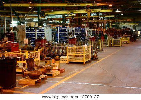 Фабрика этаж