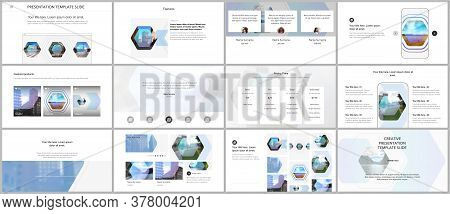 Vector Templates For Website Design, Presentations, Portfolio. Templates For Presentation Slides, Fl