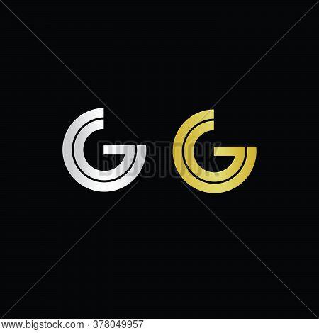 Letter G Logo, G Logo, Rounded Logo Design