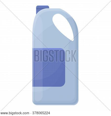 Cleaning Solution Icon. Cartoon Of Cleaning Solution Vector Icon For Web Design Isolated On White Ba