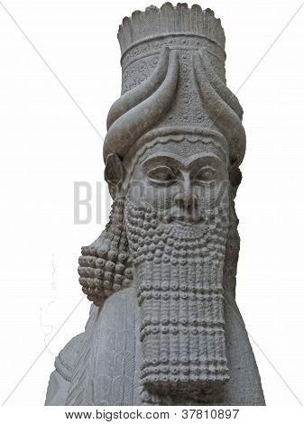 Mythical Beast Of Assyria