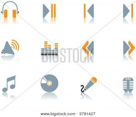 Icons - Music Set 3