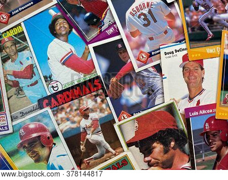 St. Louis Cardinals Baseball Cards