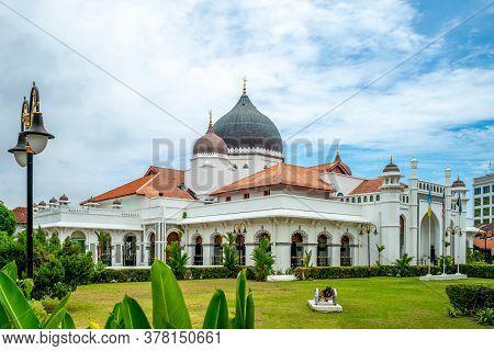 Kapitan Keling Mosque In George Town Penang