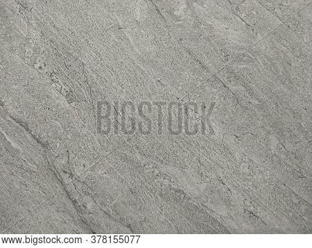 Gray Concrete Texture, Stone Background.  Abstract Small Stone Concrete Cement Floor Texture Backgro