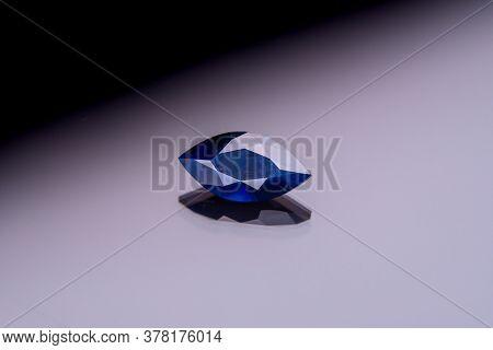 Blue Sapphire Gemstone Precious Natural Loose Stone