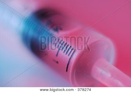 Pink Syringe