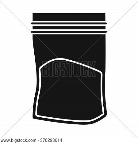 Vector Illustration Of Cocaine And Package Logo. Web Element Of Cocaine And Powder Stock Vector Illu