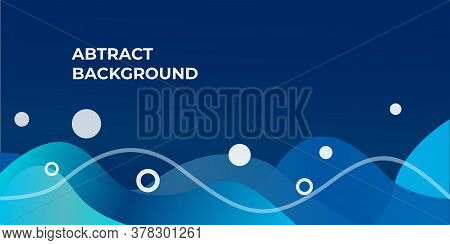 Blue Flow Shape Background Of Gradient Smooth Background Texture On Elegant Rich Luxury Background W
