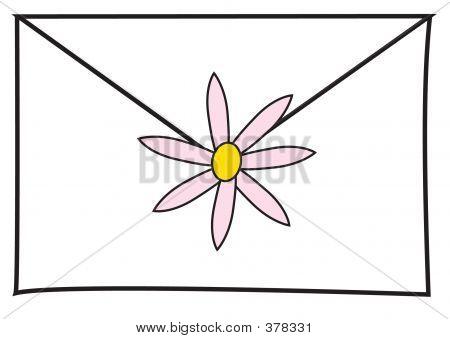 Letter To Friend Color