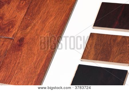 Hardwood Floor For Retail Services