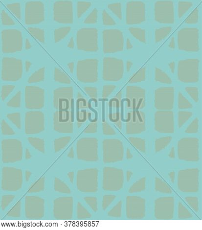 Japanese Tie Dye Seamless Pattern. Retro Shibori Seamless Pattern. Luxurious Japanese Clothes Design